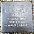 Stolperstein Delmenhorst - Bernhard König (1937).JPG