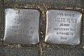 Stolperstein Duisburg 500 Altstadt Mainstraße 15 2 Stolpersteine U.jpg