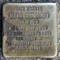 Stolperstein Innstr 24 (Neukö) Olga Benario.jpg