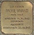 Stolperstein für Raoul Vivanti (Rom).jpg