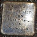 Stolpersteine in Soest Grandweg32 Adolf Neukamp.jpg