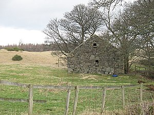 Abbots Deuglie - Image: Stone byre, Abbots Deuglie geograph.org.uk 688434