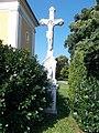 Stone crucifix, Ady Street, 2020 Balatonkeresztúr.jpg
