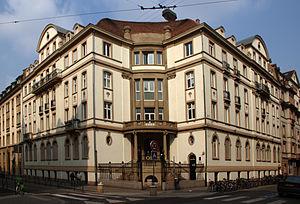 World ORT - ORT in Strasbourg