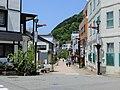 Street in Unazuki Onsen 20180505c.jpg