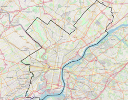 Bustleton is located in Philadelphia