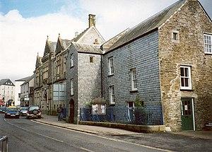 Liskeard - Stuart House