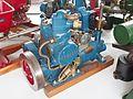 Stuart stationairy engine in het Museum voor Nostalgie en Techniek.JPG