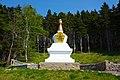 Stupa of Enlightenment Gampo Abbey.jpg
