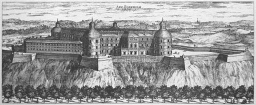 Suecia 3-102 ; Borgholm castle Sweden