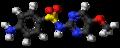 Sulfametoxydiazine molecule ball.png