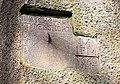 Sundial on Yarrow Parish Church - geograph.org.uk - 727049.jpg