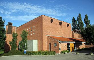 Sundby (Lolland) - Sundkirken, the church in Sundby