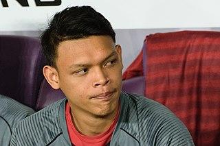 Supachai Jaided Thai footballer