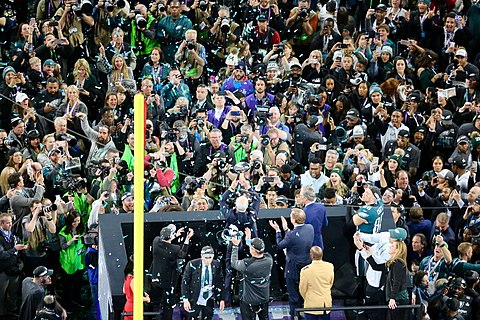 Vince Lombardi Trophy presentation after the game. Super Bowl 402EF3AA.jpg
