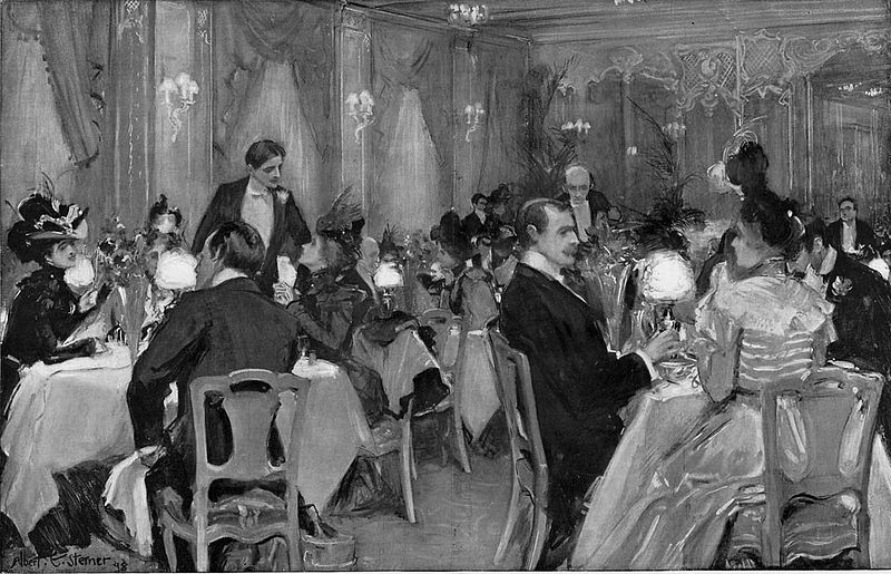 File:Supper at Delmonico's, New York 1898.jpg