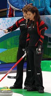Cheryl Bernard Canadian curler and Olympic medalist