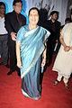 Sushma Swaraj at Esha Deol's wedding reception 12.jpg