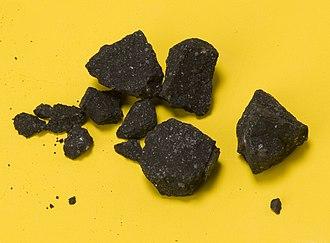 Sutter's Mill meteorite - Image: Sutter's Mill Meteorite