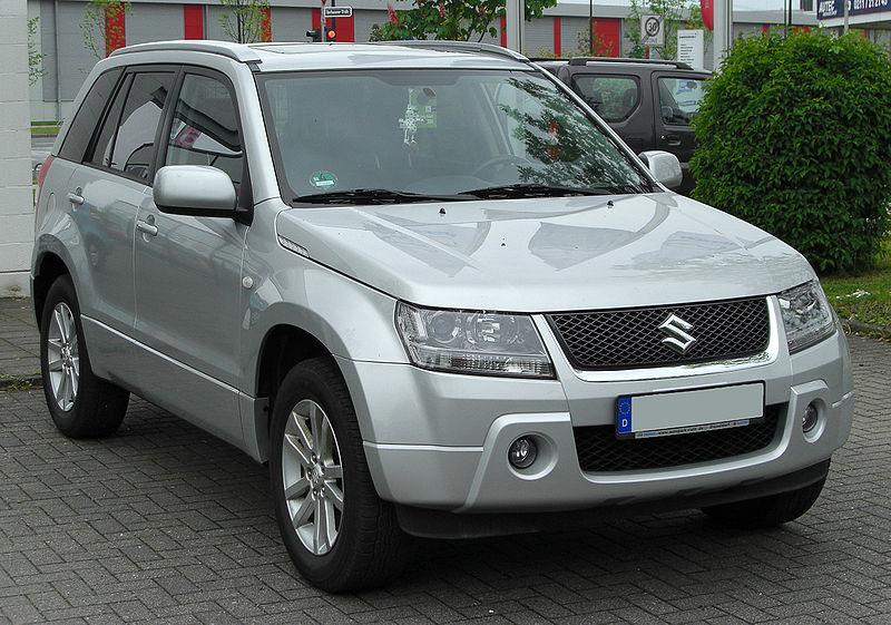 Suzuki Vitara Silver