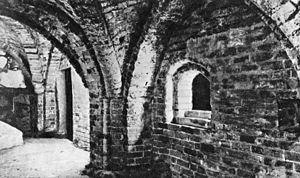 Black Friars' Monastery of Stockholm - Image: Svartbrödrakloster valv 1