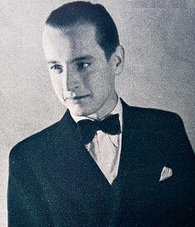 Svatopluk Beneš Czechoslovak actor