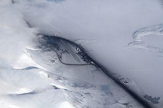 airport in the Svalbard, Norwegian overseas territory
