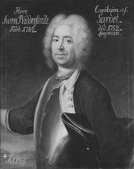 Sven Ridderstråle, 1682-1752