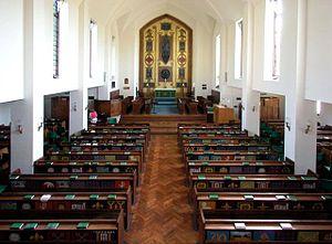 Sutton Valence School - Image: Svs chapel