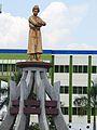 Swami Vivekananda Statue at Vivekananda Park, Asansol.jpg