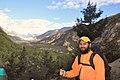 Swamiji trekking.jpg