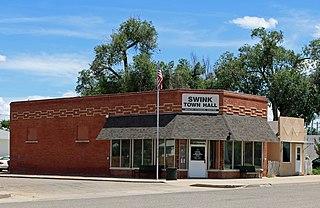 Swink, Colorado Town in Colorado, United States