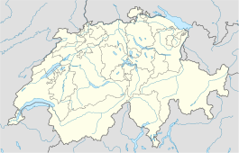 Stetten is located in Switzerland