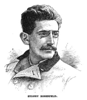 Sydney Rosenfeld - Sydney Rosenfeld circa 1892