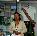 Synaru Alymkulova in Tatarstan. 03.07.2007.jpg