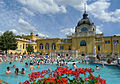 Szechenyi Baths and Pool Budapest 5.JPG