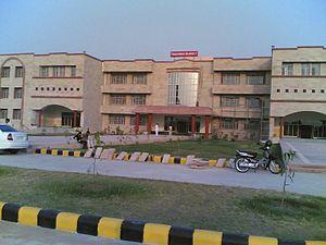 Guru Jambheshwar University of Science and Technology - Teaching Block-7