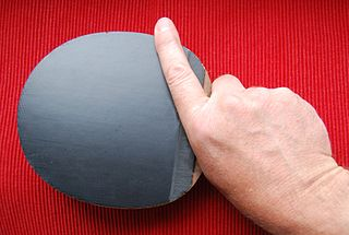 Image result for handshake grip ping pong