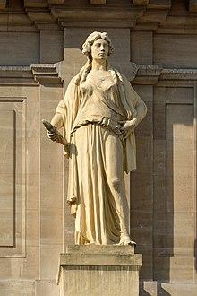 TU Wien Stiege 2 Statue 3 DSC 7813w.jpg