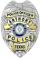 TX - Anthony Police Badge.png