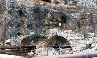 Taşgeçit Bridge bridge in Turkey
