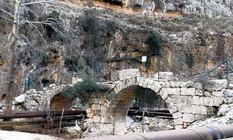 Taşgeçit Bridge - From north east
