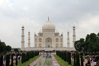 Taj Mahal - 7th wonder on earth.jpg