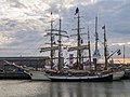 Tall Ship races Harlingen 2014 - Europa and Tecla.jpg