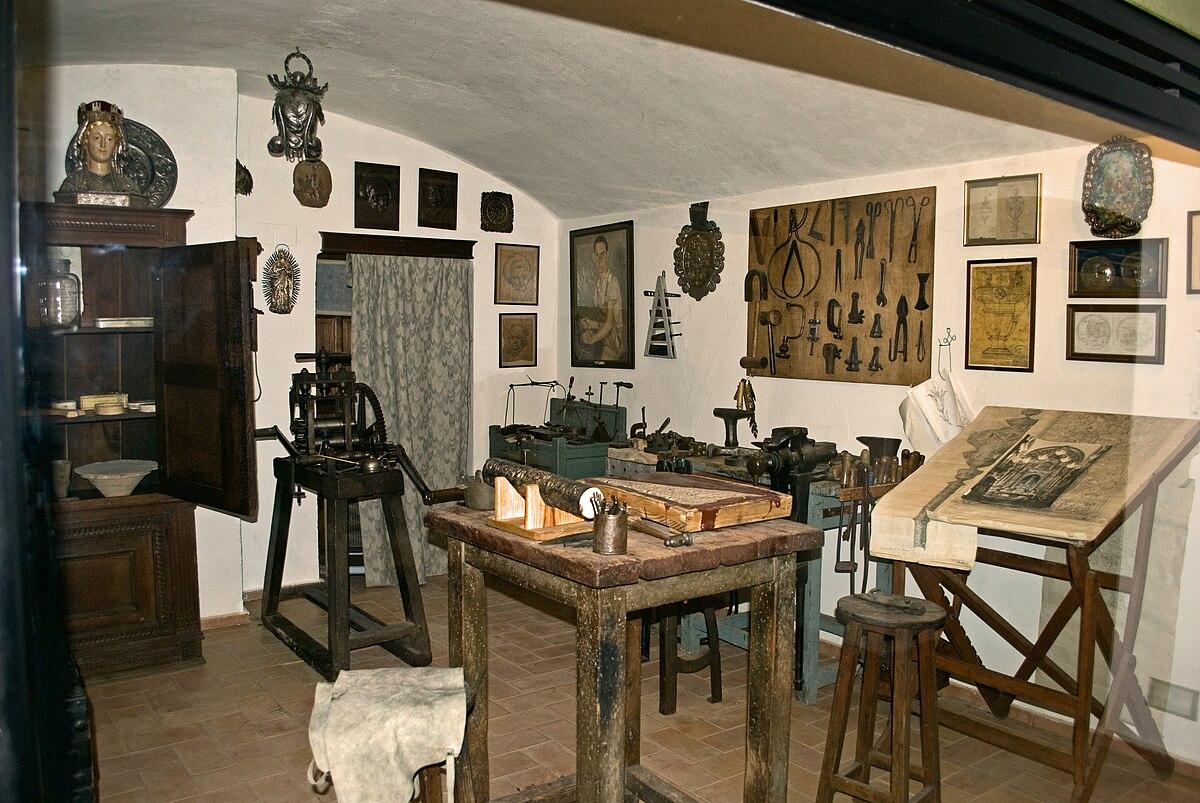 Museo De Artes Decorativas Trabajo