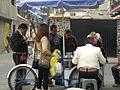 Tamales en el embarcadero Caltongo, Xochimilco, México.JPG