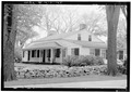 Tank Cottage, South Tenth Avenue, Green Bay, Brown County, WI HABS WIS,5-GREBA,3-1.tif
