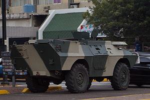 Dragoon 300 - In Maracaibo, Venezuela