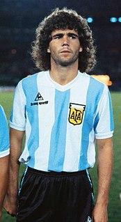 Alberto Tarantini Argentine footballer