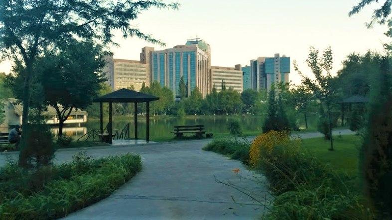 Tashkent Japanese Gardens, Tashkent, Uzbekistan
